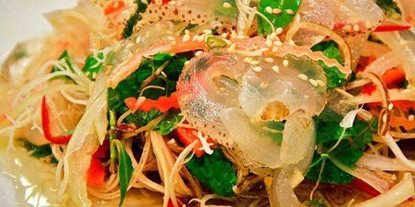 Gỏi sứa Hải Hòa