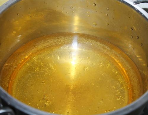 cách  nấu nước giấm để làm cóc  ngâm đường